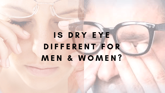 dry eye for men and women